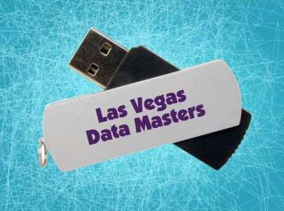 Custom Decorated USB Flash Drives for Las Vegas, Nevada