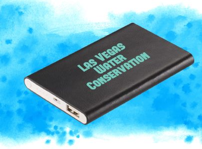 Custom Imprinted Power Banks and Chargers for Las Vegas, Nevada